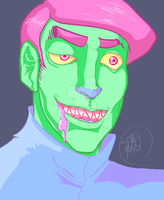 The Candy Man by Caiwin