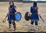 Stormcloak Costume by SeanDonnanArt