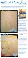 Watercolor Masking Tutorial by Lithe-Fider