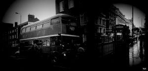 Streets of London by moranaF