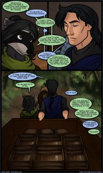 The Realm of Kaerwyn Issue 11 Page 6 by JakkalWolf