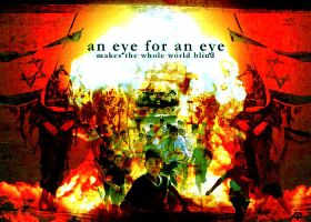 ArtPolitic - Eye for an Eye by n0deal