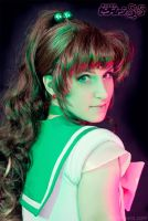 Warrior of Jupiter - Super Sailor Jupiter Cosplay by pikminlink