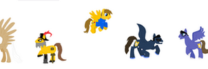 Lego movie mlp forms by mardigrasprincess