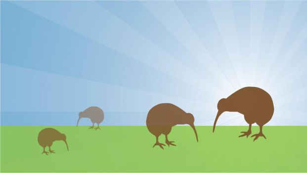Kiwis Are Awesome by Vectriss