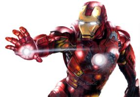Ironman by mistique-girl-olja