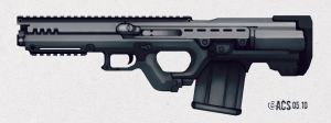 Ranger Adaptable Rifle by Shimmering-Sword