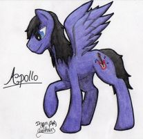 Commission - Apollo by Dragon-of-Quelthalas