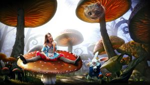 Taylor in Wonderland by Harben-Pictures