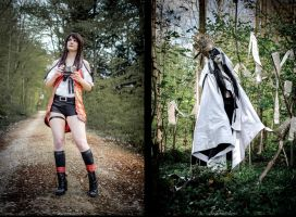 ~ Fatal Frame V The Maiden Of Black Water by Dragomyra