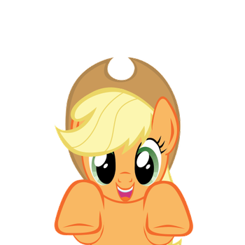 Brohoof me! Applejack edition by SundownGlisten