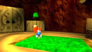 Doesn't this remind you of the Beta Conker? by SpongicX