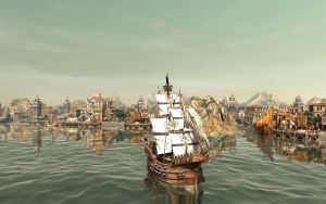 Anno 1404 - Leaving Venice by Shroomworks
