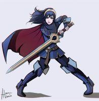 Lucina by goblinbladez