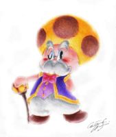 .:Toadsworth:. by SuperCaterina
