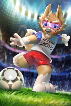 Zabivaka! by miles-df