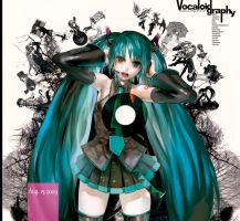 Vocaloid by tomape