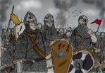 Hastings 1066 After the battle by Gozac1198