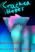 Cracked Hopes Front Page by Emberdahkitteh
