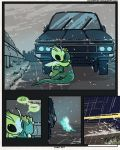 PMD: VF - 301 - In a Raindrop's Fall iii by sulfurbunny