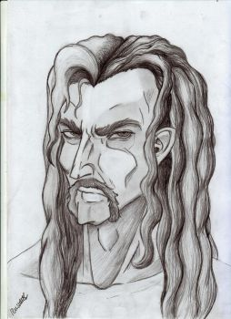 Vlad Tepes III a.k.a. Dracula by Russell81
