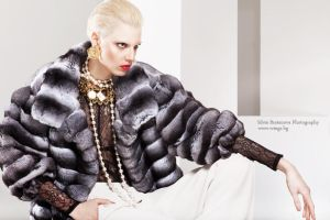 Silvia Anastasova for Infur mgz.. by SOOO