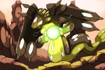 Livestream Zygarde's forme by Phatmon