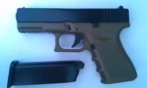 Airsoft Glock 32c by Teammate92