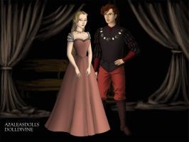 Tudors Series: Aurora and Damion by Colleen15