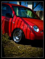 Red on TH line by Andso