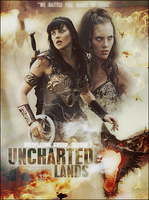 Uncharted Lands,  Season seven cover. by xx-Anya