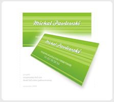 visiting card 2 by drammen