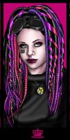 Miss Barcode 2 by ElectronicRainbow