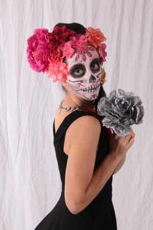 Sugar skull by Fran-photo