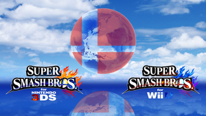 Super Smash Bros. Wii U/3DS Logo Wallpaper #59 by TheWolfBunny