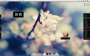 .:+I Love My Desktop 21+:. by Graphik-Em