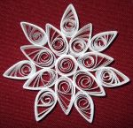 Christmas quilling by pinterzsu