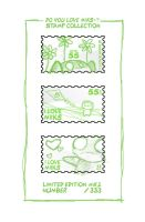 stamp collection by dheny