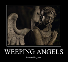 Weeping Angels by crystallized-skies