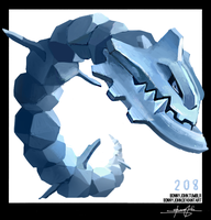 Steelix!  Pokemon One a Day, Series 2!