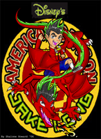 The American Dragon: Jake Long by shaloneSK