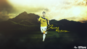 James Rodriguez by Yasin-618