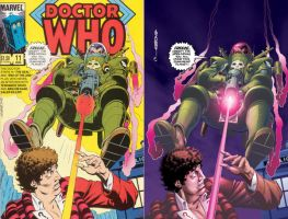 Dr. Who ClassicsII 2 Compare by CharlieKirchoff