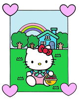 A Hello Kitty Picture by Bjnix248