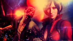 Resident Evil 6 Ada wallpaper by De-monVarela