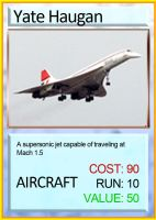 Transport Tycoon Trading Card by HeroMewtwo
