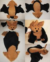 Plushie Bat by Gajia