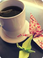 A Cup of Beautiful Things by CourtesyOfHerDreams