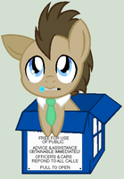 Dr. Whooves by m00nbutt