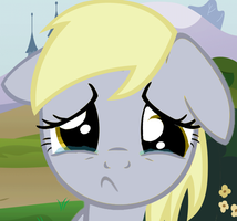 Derpy is gone by themancat